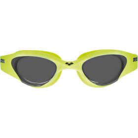 arena The One Goggles smoke-lime-black